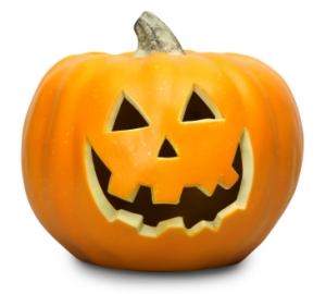 Halloween History in a Pumpkin Shell