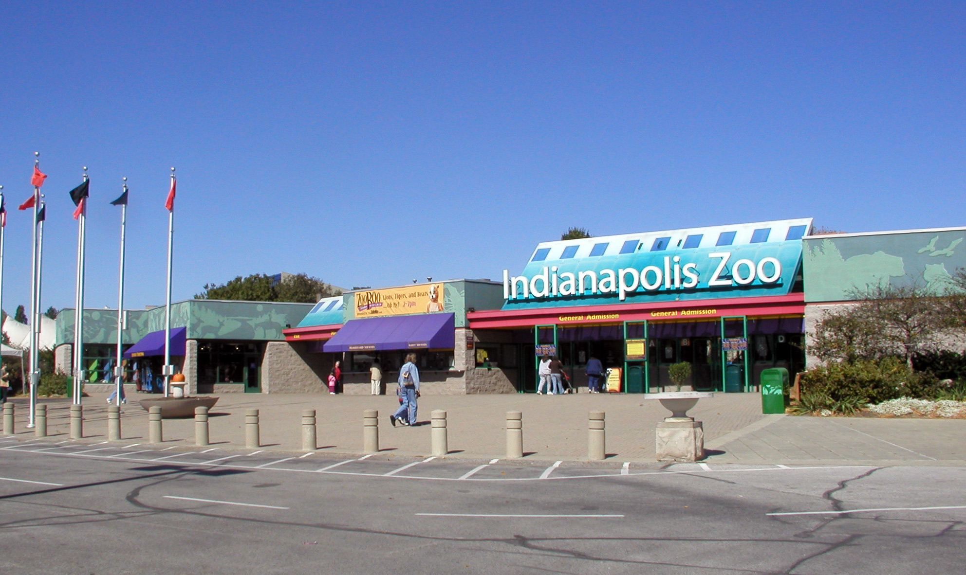 Indianapolis Zoo Hours And Prices