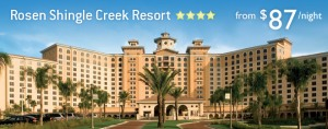 4-Star Rosen Shingle Creek Resort Orlando from $87